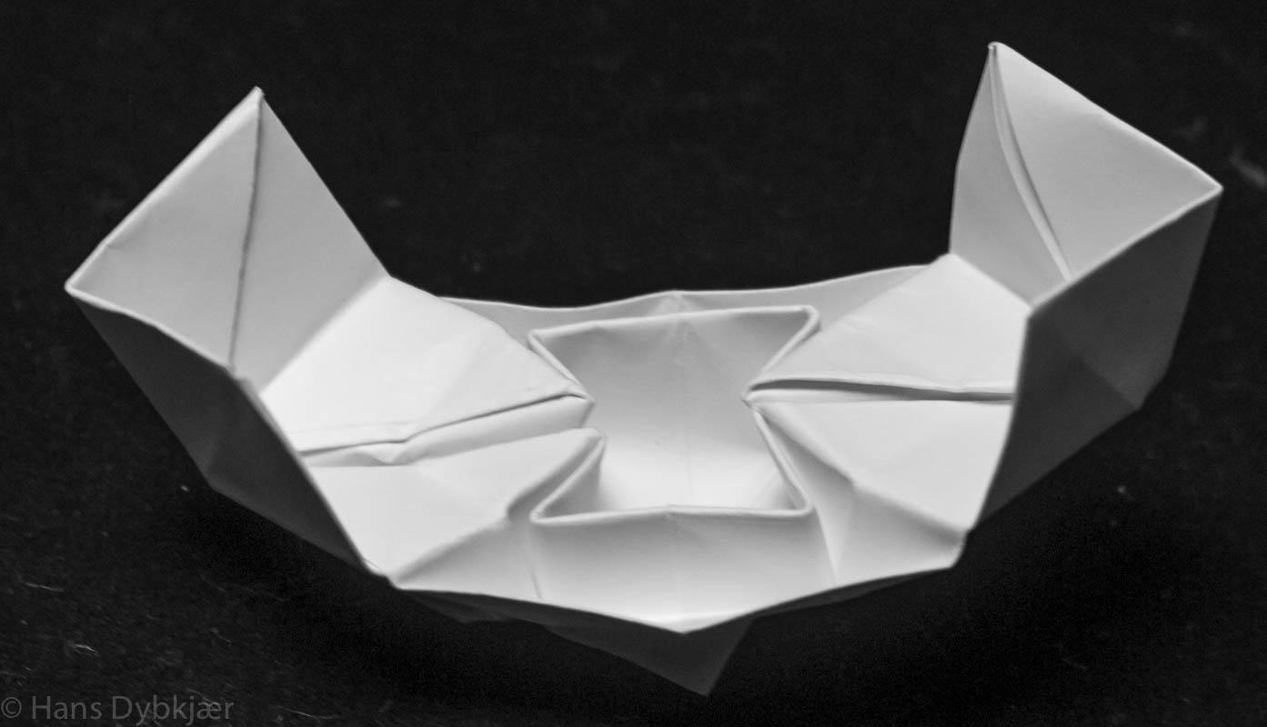 Origami folderier gondola banger jeuxipadfo Image collections