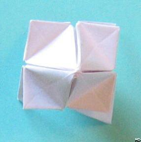 Origami Lily Instructions - Origami That's Fun And Easy